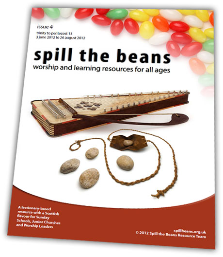 Spill the Beans Issue 4