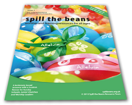 Spill the Beans Issue 3
