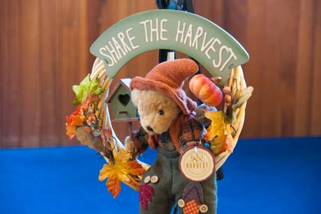 Harvest Teddy Bear