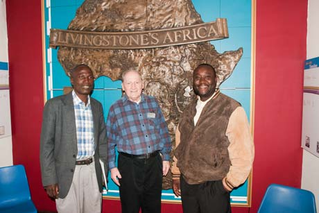 Visiting the David Livingstone Centre