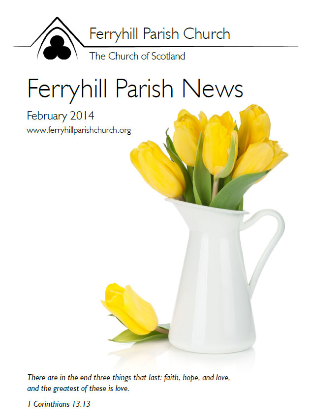 Ferryhill Parish News for February 2014