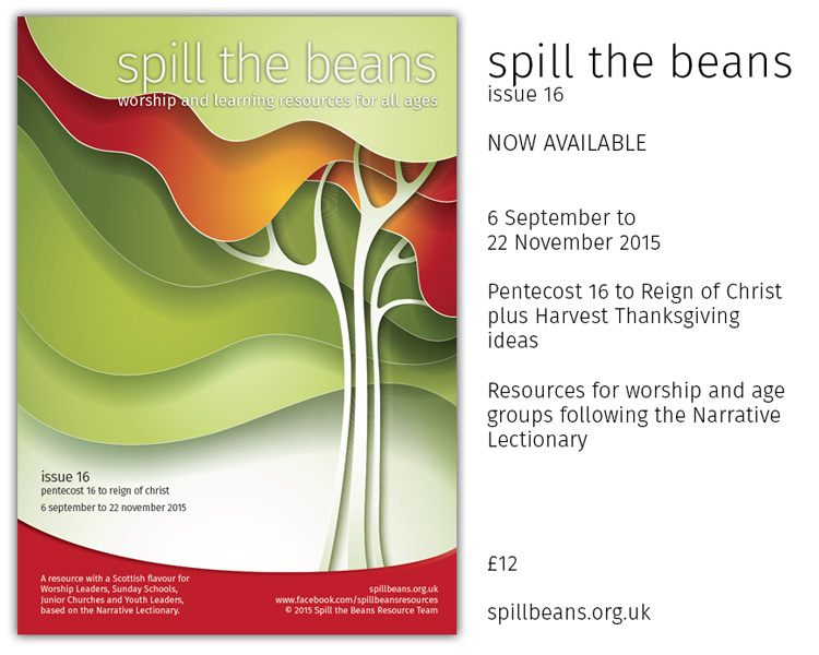 Spill the Beans Issue 16