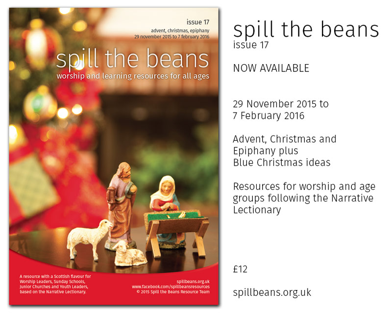 Spill the Beans Issue 17