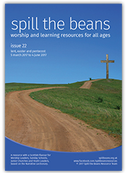 Spill the Beans Issue 22Cover