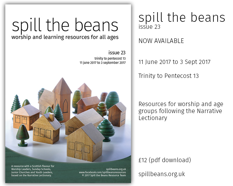 Spill the Beans Issue 23