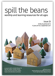 Spill the Beans Issue 23 Cover Image