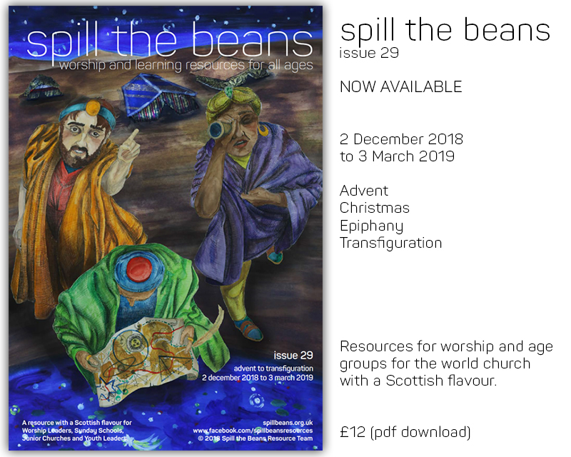 Spill the Beans Issue 29