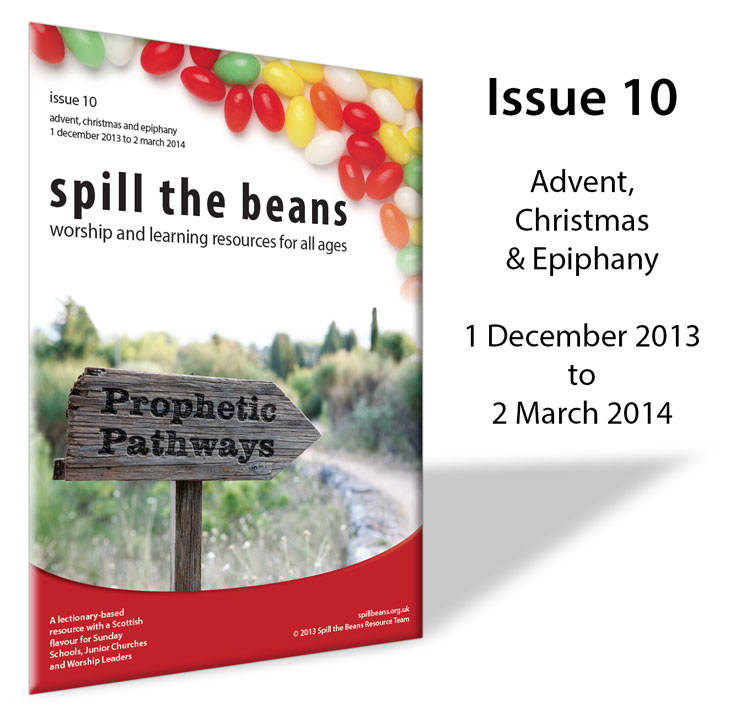 Spill the Beans Issue 10