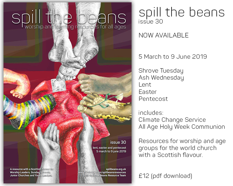Spill the Beans Issue 30